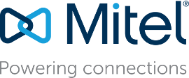 Mitel Logo Full Color Tagline